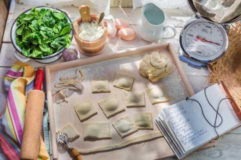 Cagliari: Traditional Ravioli Cooking Class