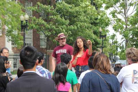 Harvard: tour privado de 90 minutos