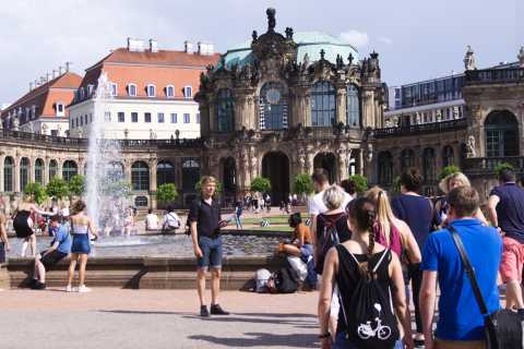 Dresden: City Walking Tour