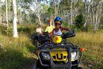 From Ko Lanta Yai: ATV Adventure On Koh Lanta Noi