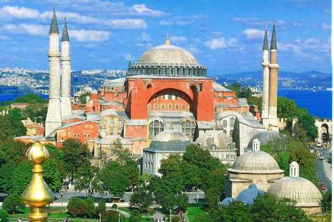 Historic Istanbul Half-Day Sightseeing Tour
