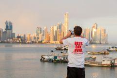 Cidade do Panamá: Excursão matinal para compras em pequenos grupos