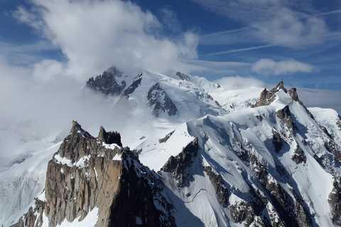 Chamonix: excursion d'une journée à l'Aiguille du Midi et au Montenvers