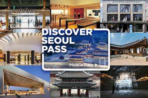 Seúl: Mobile City Pass con más de 100 atracciones principales