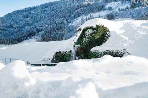 Wattens: Ingresso Mundo do Cristal Swarovski