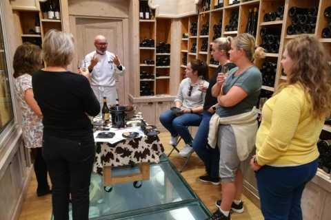 Annecy: dégustation de vins et de fromages