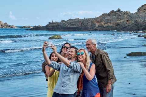 Ab Puerto de la Cruz: VIP-Tour um Anaga und La Laguna