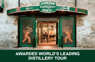 Dublin: Jameson Whiskey-Brennerei-Tour mit Verkostung