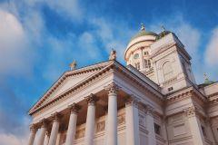 Helsinque: excursão autoguiada a pé por destaques e joias escondidas