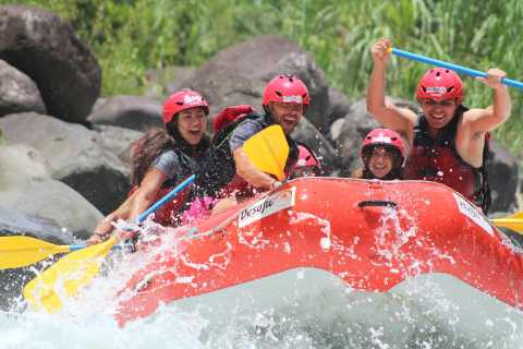 San José: Sarapiqui Class 2 & 3 Rafting Adventure