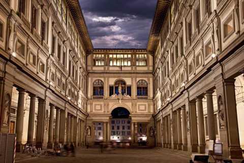 Florence: Uffizi Gallery Master Class Skip-the-Line Tour