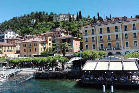 From Lecco: VIP Shopping Trip to Bellagio