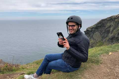 Howth Head & Harbour 2-Hour Segway Tour