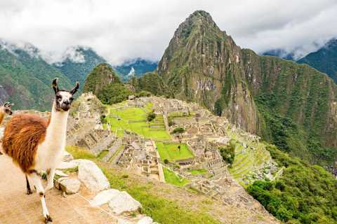 Machu Picchu: Full-Day Tour from Cusco with Optional Lunch