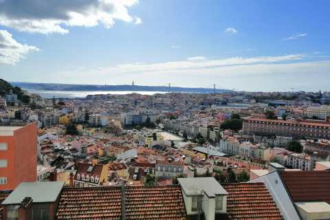 Lisbon: Layover Tour with Airport Pickup and Drop-Off
