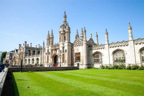 Cambridge: City and University Tour including King's College