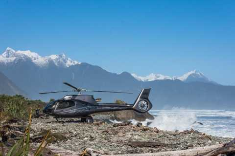 Milford Sound Extended Helicopter Flight & 3 Landings