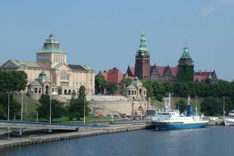Szczecin: Medieval Old Town Private Walking Tour