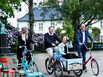 Kopenhagen: 2-stündige Entdeckertour mit dem Fahrrad