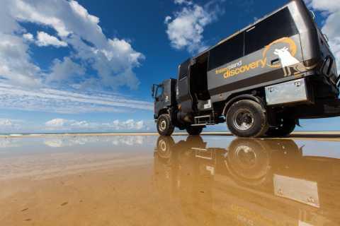 Noosa: Full-Day Fraser Island Warrior Tour