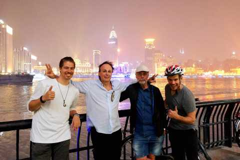 Shanghai: Small Group Bike and Ferry Half-Day Tour