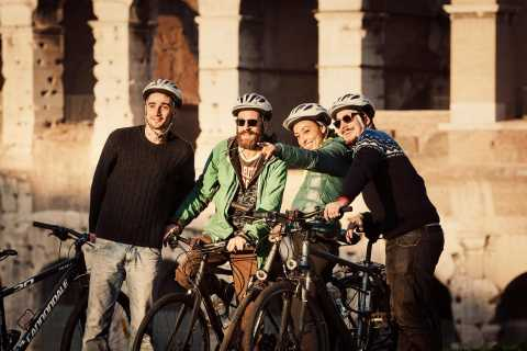 Rome: City Center Highlights Tour by Electric-Assist Bicycle