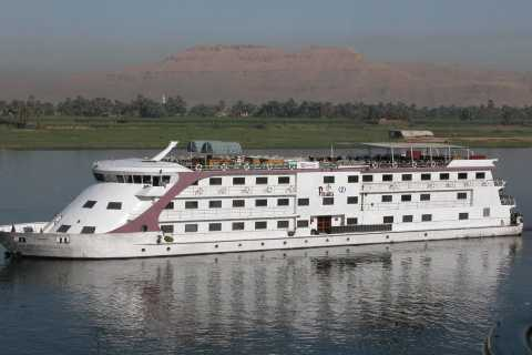 From Marsa Alam: 4-Day 3-Night 5-Star Nile Cruise from Aswan