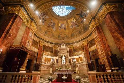 Budapeste: excursão à igreja católica