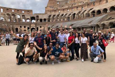 Rome: Colosseum Gladiator's Arena Tour