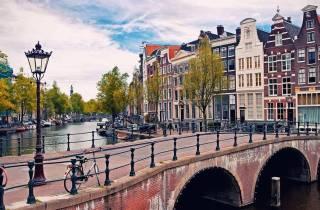 Von Brüssel: Reise nach Holland mit Bootsfahrt