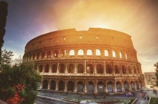 Kolosseum und Forum Romanum: Führung - Einlass ohne Anstehen