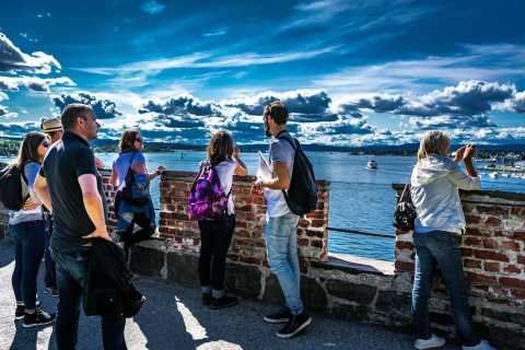 Oslo: 2-Hour Private City Walking Tour