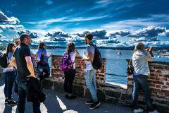 Oslo: Excursão a pé de 2 horas