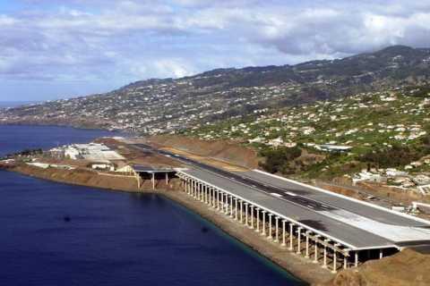 Madeira: servizio di trasferimento aeroportuale privato