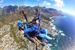 Cidade do Cabo: Aventura Voo de Parapente