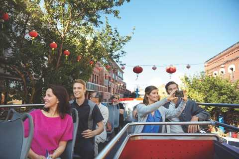 Victoria: Half-Day Hop-On-Hop-Off Sightseeing Bus Tour