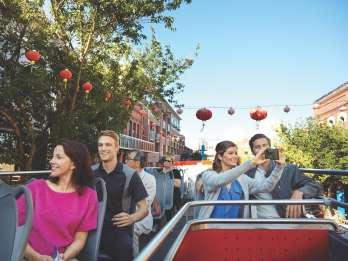 Victoria: Halbtägige Hop-On-Hop-Off-Sightseeing-Bustour