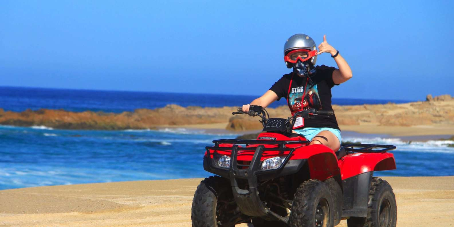 Cabo San Lucas: Los Cabos Beach and Desert ATV Adventure