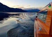 Von Mailand: Kleingruppentour zum Comer See mit Bootsfahrt