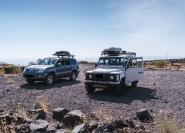 Ätna: Halbtagestour am Morgen im Allradfahrzeug