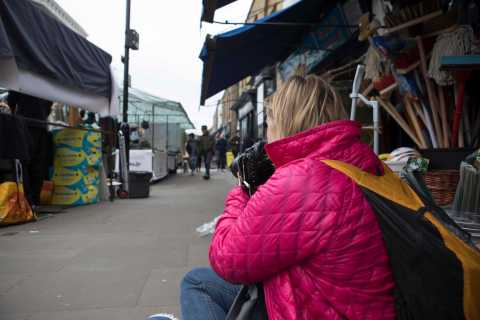 London: Travel Photography in Shoreditch and East London