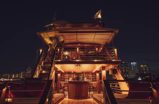 Bangkok: All Inclusive Pruek Luxus Dinner Cruise