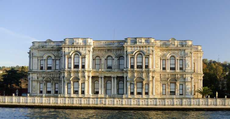 Istanbul: Full-Day Tour of 2 Continents and Bosphorus Cruise