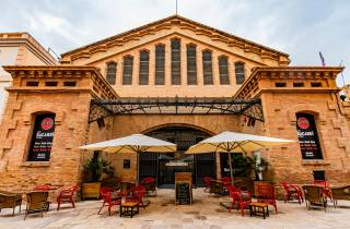 Sitges: Ticket zur Casa Bacardi