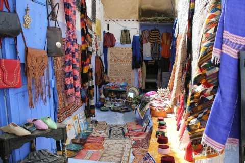 De Fes: excursão particular a Chefchaouen