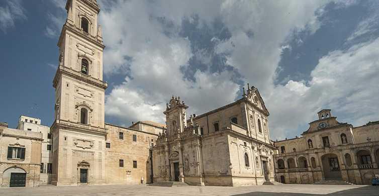 Lecce: Guided Multi-Town Tour of Puglia