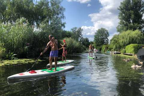 Leipzig: Stand-Up Paddleboard Tour