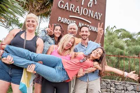 Ab Puerto de la Cruz: VIP-Tagestour nach La Gomera