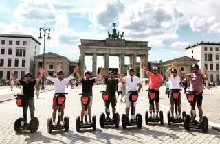Berlin: Segway-Tour am Morgen
