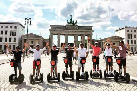 Berlin: 1-timmars morgon Segway-turné